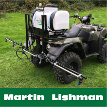Mini Spray 009 - ATV Mounted - 2.5m Boom and, image